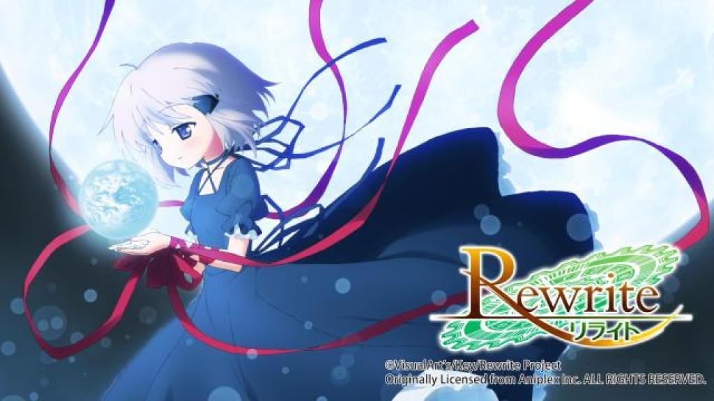 Rewrite 第一季-動漫線上看-排行-