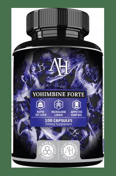 Yohimbine Forte
