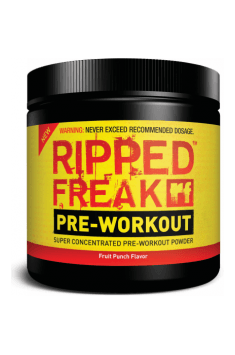 Ripped Freak Pre-Workout