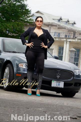 Monalisa Chinda releaes new photo-shoot 16