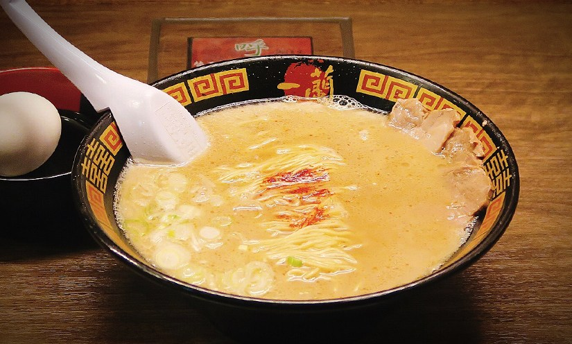 一蘭拉麵-天然豚骨拉麵專門店 | 你去日本有去吃一蘭嗎?