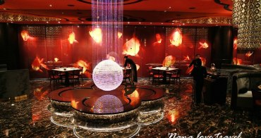 澳門美食》8餐廳THE NIGHT。澳門新葡京酒店,米淇林三星餐廳
