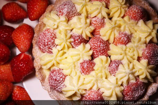 【員林甜點】神秘冬季限定草莓塔,草莓塔每日限量八個 哪裡來的風 瘋點心工作室。員林 ...