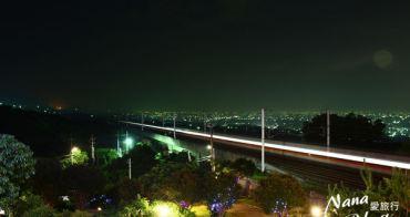 【彰化美食。社頭】夜景好去處?看百萬夜景欣賞高鐵呼嘯而過的快感❤銀河鐵道景觀餐廳