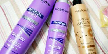 【髮品】Vitalcare蓓珂兒〃PRO.LISCIO角蛋白質深層修補系列(洗+潤)。2016 New Hair,染髮也要修護髮質