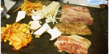 【旅行✈KOREA】2013韓冬戀雪×首爾Snow Trip*唯一飄雪的一天!終於吃到朝思暮想的烤肉。@新村站‧八色烤肉