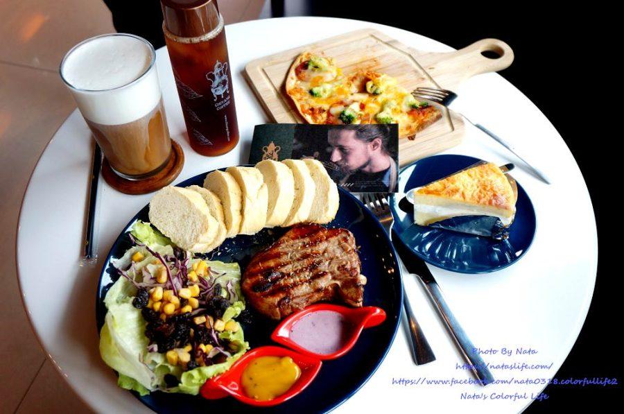 【美食♔台南永康區咖啡廳】季洋莊園咖啡(台南永康店)。全天候供餐!不能喝咖啡也能聞個咖啡香,從早待到晚上都沒問題