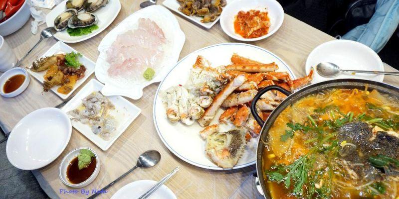 首爾自由行│鷺梁津美食│鷺梁津水産市場노량진수산시장。傳統市場遊樂趣!這季節就是要吃帝王蟹~活蹦亂跳的海鮮們、都有配合的代客料理餐廳