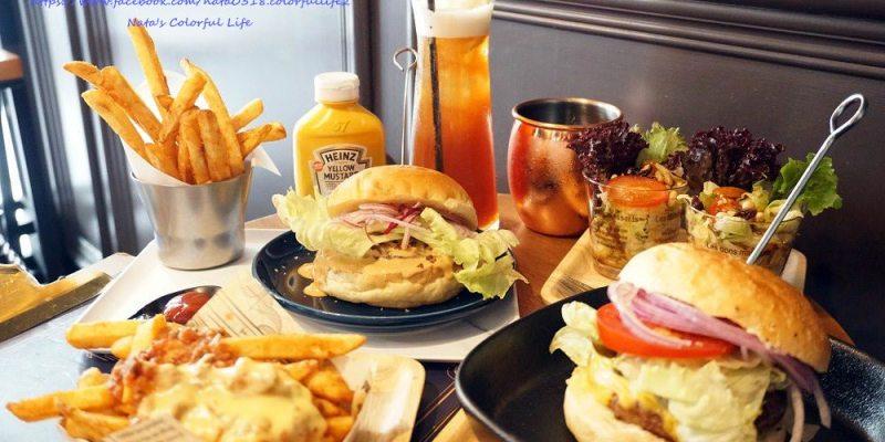 【美食♔台南中西區漢堡】JuicyBurger朱熹漢堡。來孔廟商圈半日遊!再來品嚐這不一樣的JUICE漢堡│台南美式漢堡