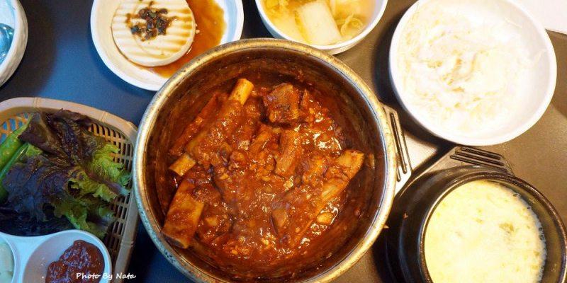 釜山自由行│南浦洞美食│札嘎其市場美食│東萊銅盆燉排骨동래양푼이갈비찜。飯糰、蒸蛋、炒飯必點