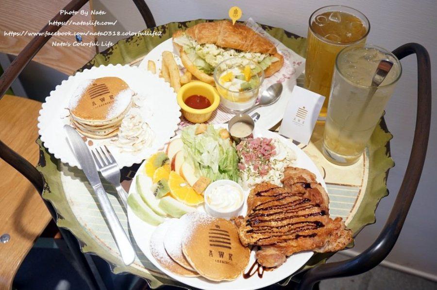 【美食♔台南中西區早午餐】A WEEK pancake&coffee。美式鬆餅早午餐!離台南車站不到15分鐘