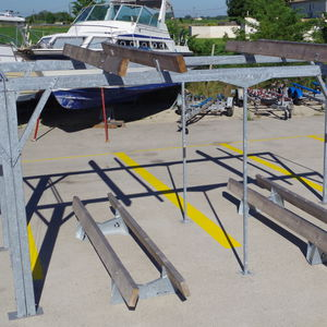 dry storage rack all boating and