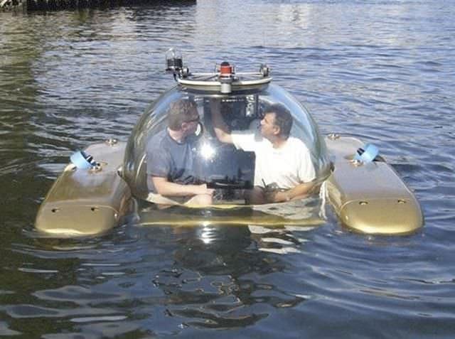 Resultado de imagen para submarinos triton 1000