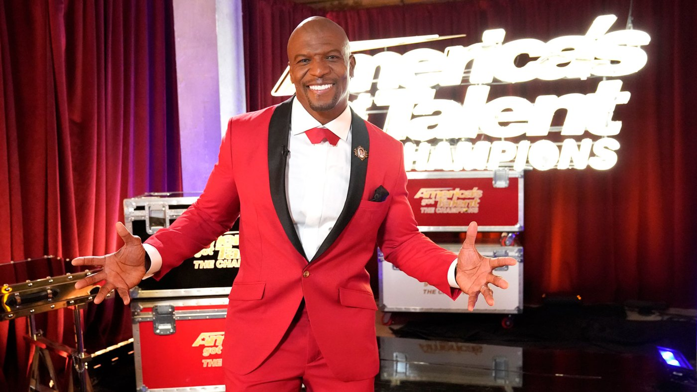 Image result for terry crews agt