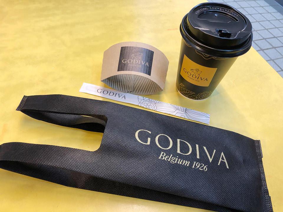 小七獨家專賣 Godiva熱巧克力 X 好大人味~~濃醇香巧克力