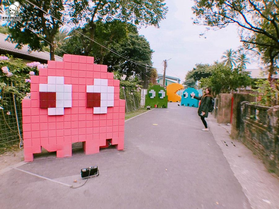南臺灣最文創之勝利新村,好玩逗趣帶有文創結合、文創美食、老厝餐廳