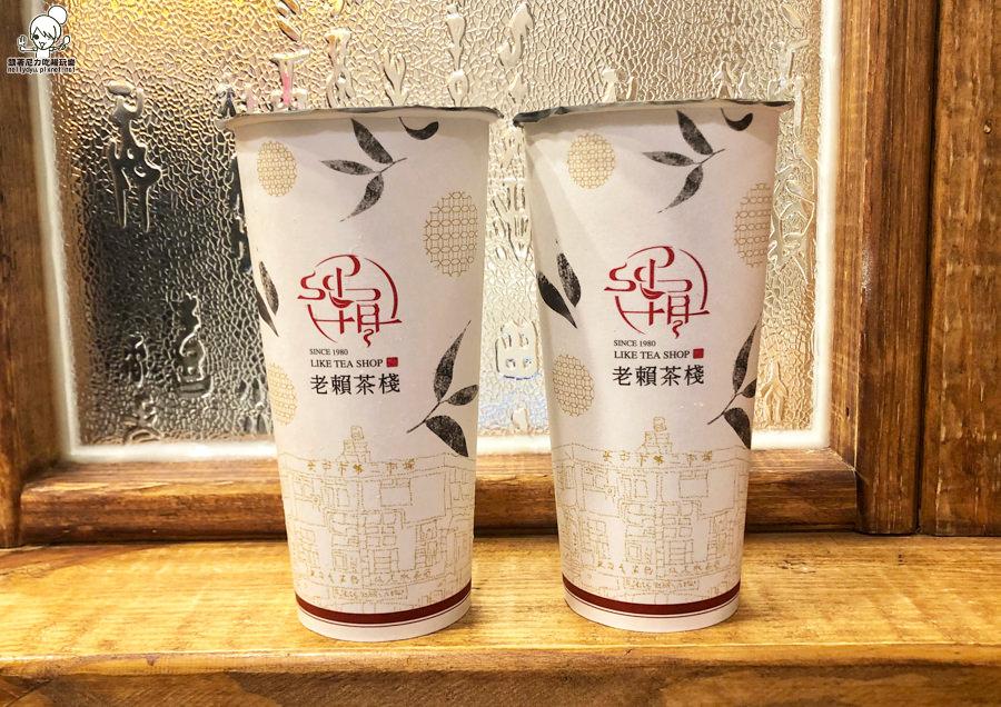來自台中的40年老字號茶飲老賴茶棧,必喝豆香紅茶|老賴茶棧楠梓店