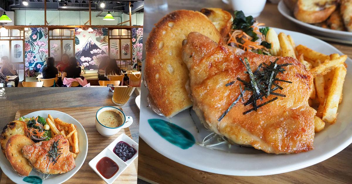 高雄美術館之咖啡館推薦:找是吉 咖啡 日式、洋食美食
