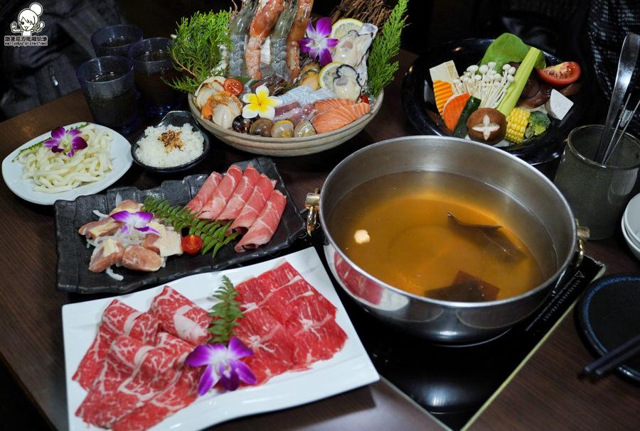 北高雄巷弄鍋物 季樂涮涮鍋,大口吃肉、澎派海鮮之鍋物推薦|免費冰淇淋、飲品、甜湯
