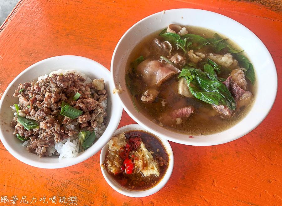 免衝台南,高CP值牛肉飯、牛雜湯、牛肉湯就一級棒牛肉(雜)湯