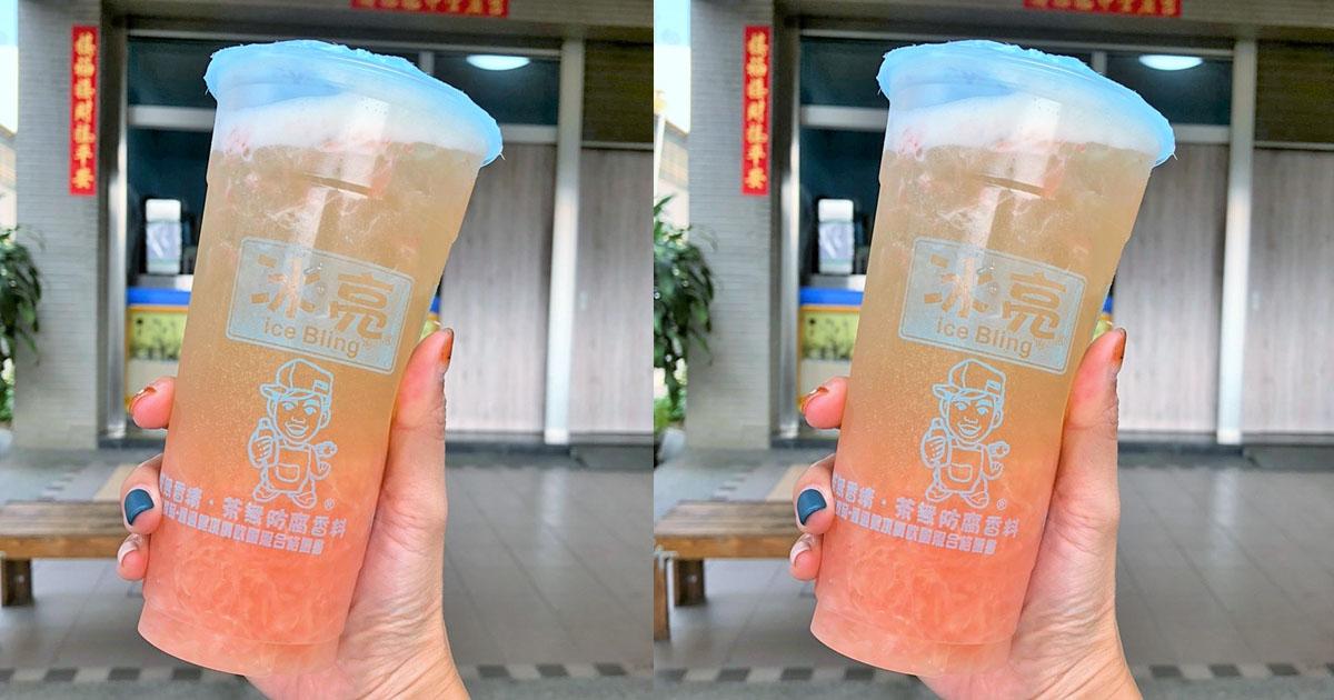 早期新堀江逛街經典必喝手搖茶飲冰亮 ICE BLING、古早味紅茶 X 搬家到仁武