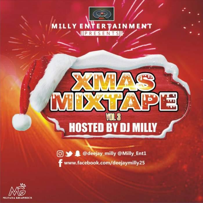 Download MP3: DJ Milly - Xmas Mixtape (Vol. 3) [DJ Mixtape] 2