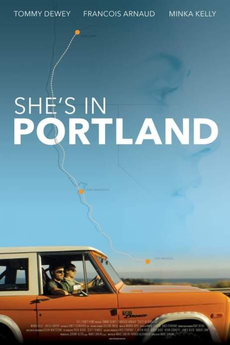 Movie: She's in Portland (2020)