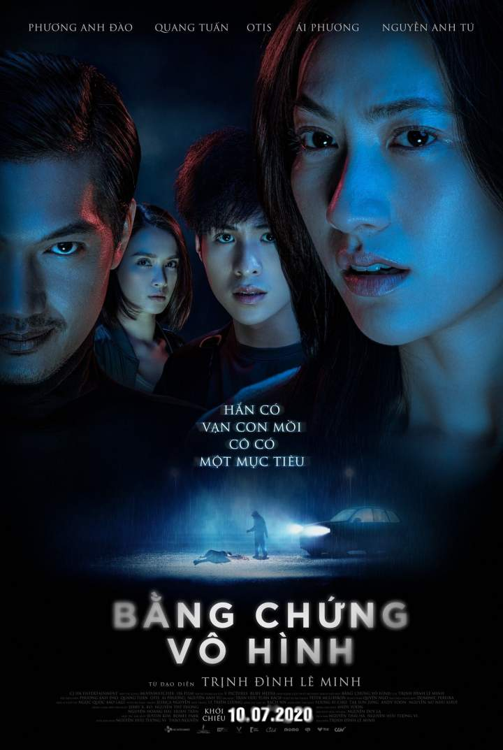 Invisible Evidence (2020) [Vietnamese]
