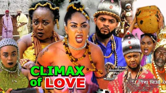 Climax of Love (2020)