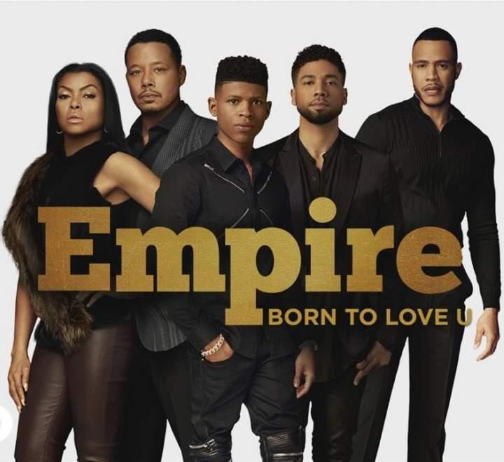 Empire Cast - Born to Love U (feat. Terrell Carter)