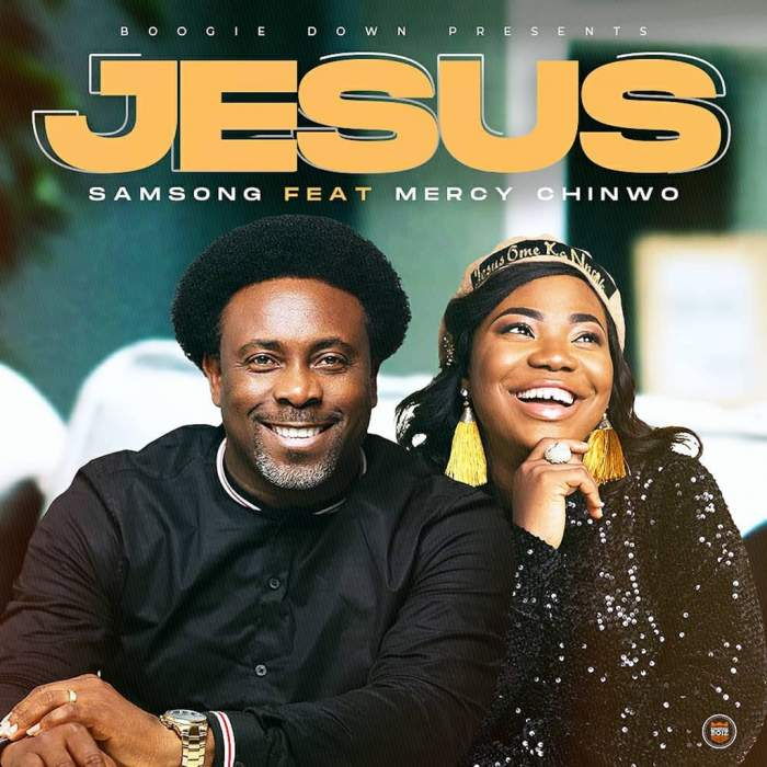 Download music: Samsong feat. Mercy Chinwo  – Jesus