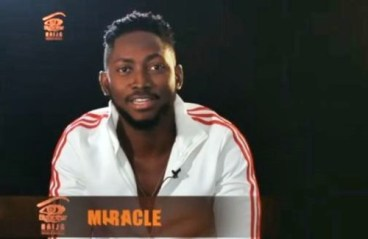 Bbnaija Housemate Miracle The Pilot Is Not Married Brother Cries Out In New Video Watch