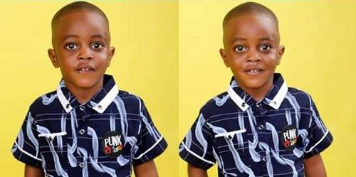 Actor Odunlade Adekola Son 2