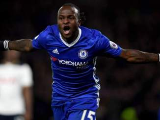 Victor Moses finally returns