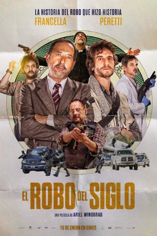 The Heist of the Century (2020) [Spanish]