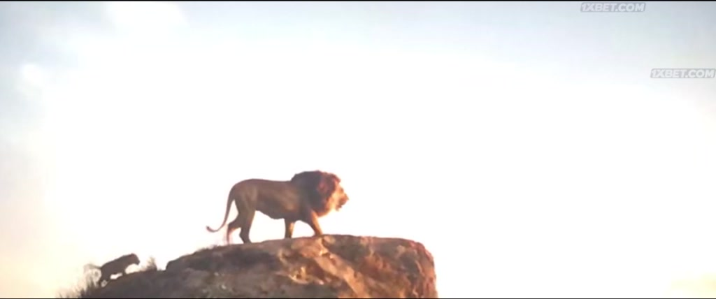 The Lion King (2019) CAMRip 1