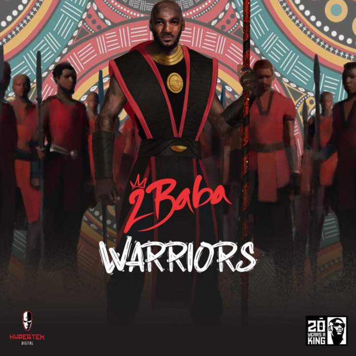 Album: 2Baba – Warriors