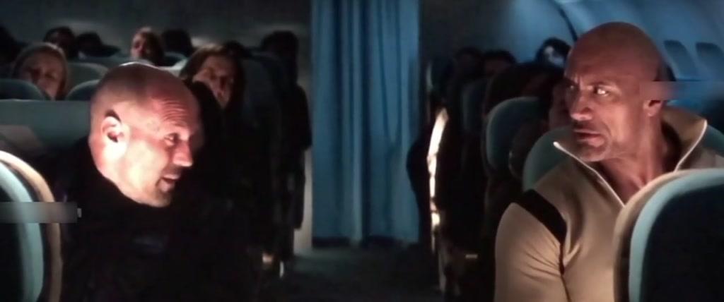 Fast & Furious: Hobbs & Shaw (2019) [CAMRip] 11