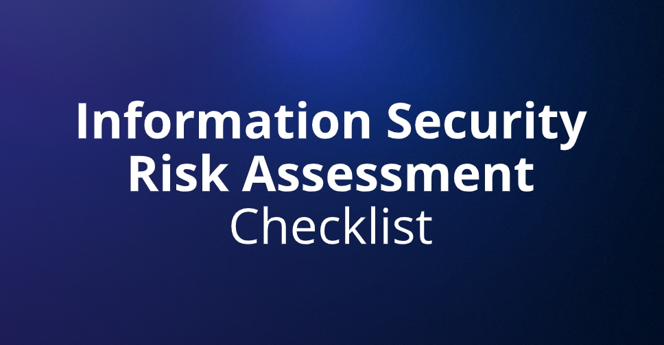 Cyber security project plan 1. Cybersecurity Assessment Checklist