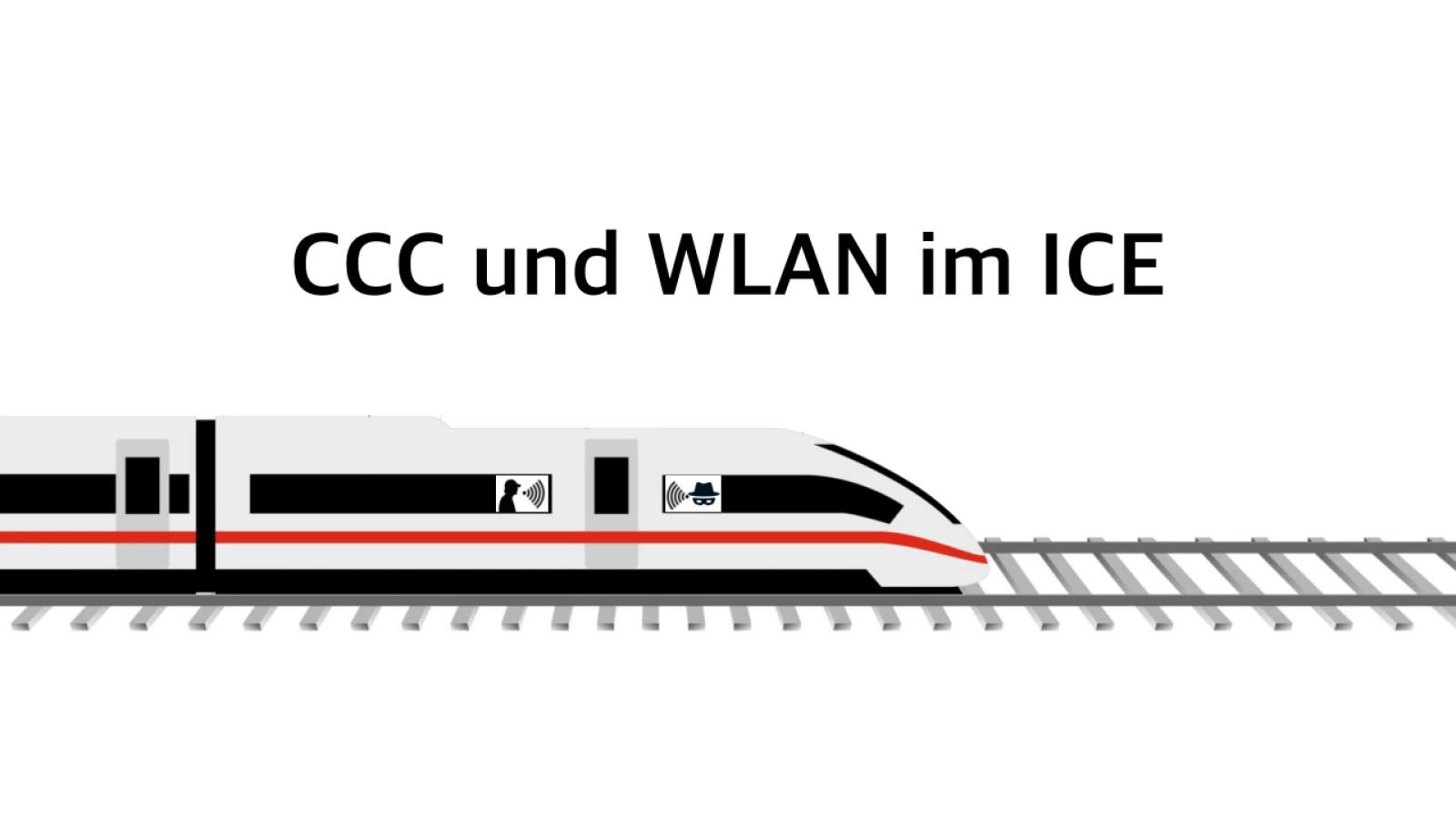 Sicherheitslucke Im Ice Wlan Deutsche Bahn Hat Mangel