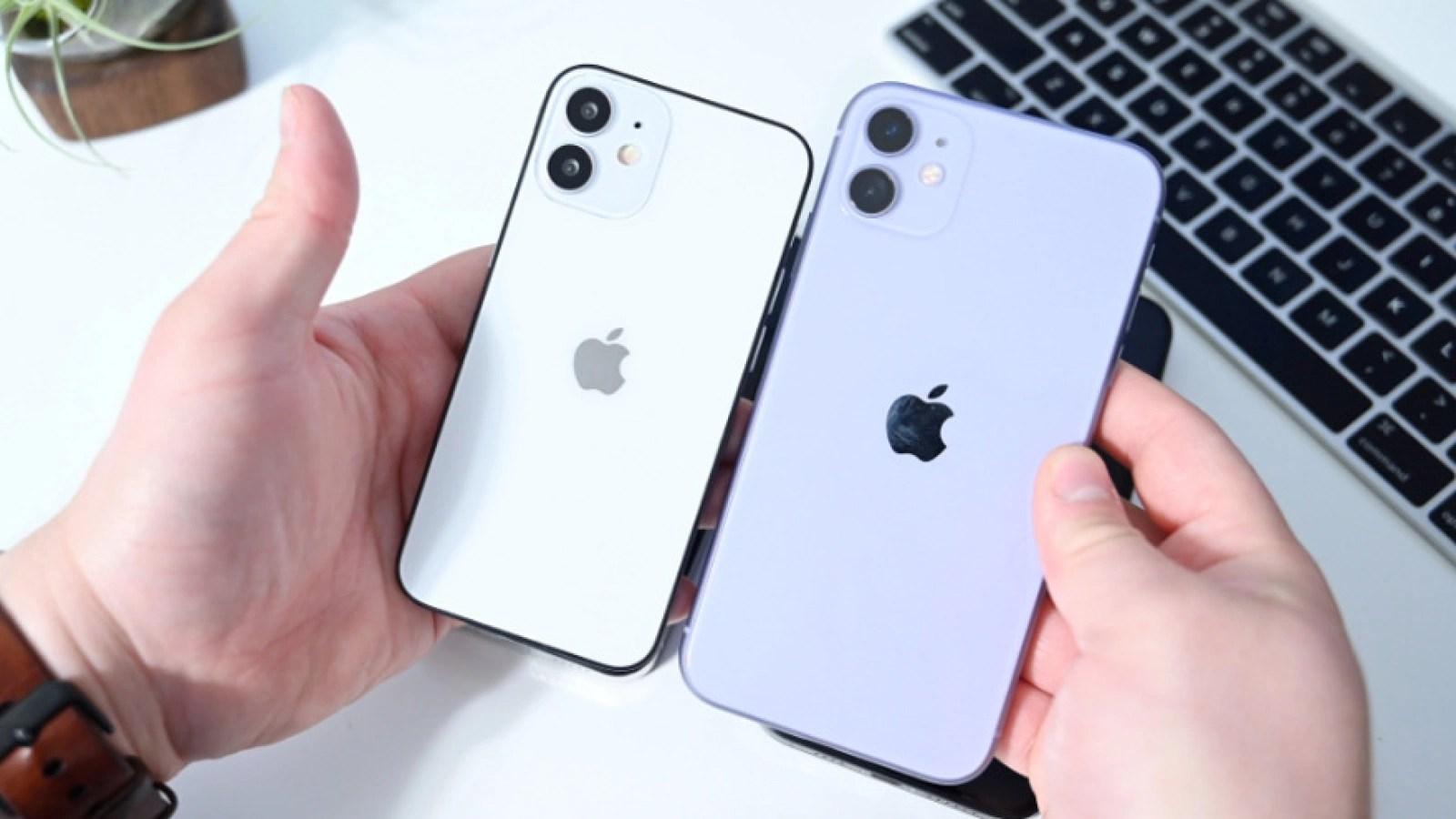 iphone 12 mini kommt bereitet euch