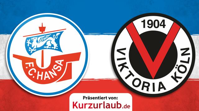 7. Spieltag: Hansa gegen Victoria Köln