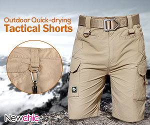 Mens Outdoor Quick-drying TAD Tactical Shorts Sport Shorts