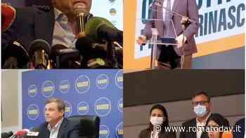 VIDEO   Le ore del verdetto: le dichiarazioni di Michetti, Gualtieri, Calenda e Raggi a confronto