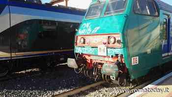 Fulmine provoca incendio: linea Roma-Napoli interrotta fino a venerdì