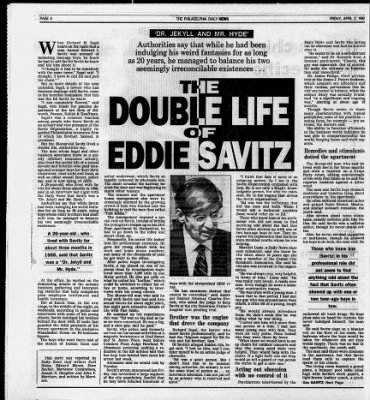 Philadelphia Daily News from Philadelphia, Pennsylvania on April 3, 1992 ·  Page 4