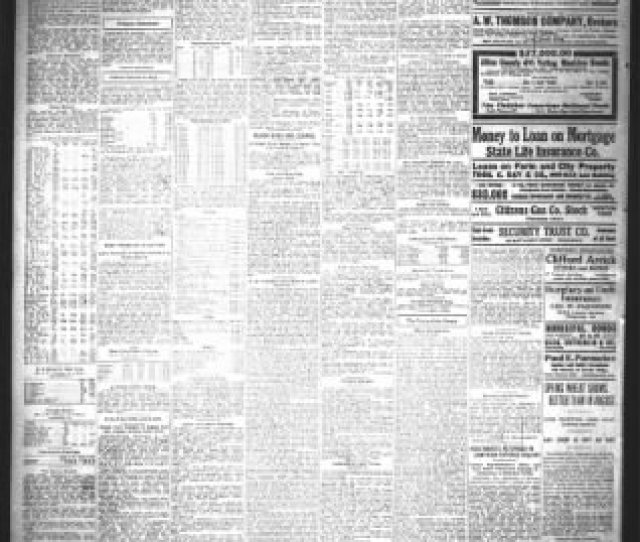 The Indianapolis News From Indianapolis Indiana On September 8 1910  C2 B