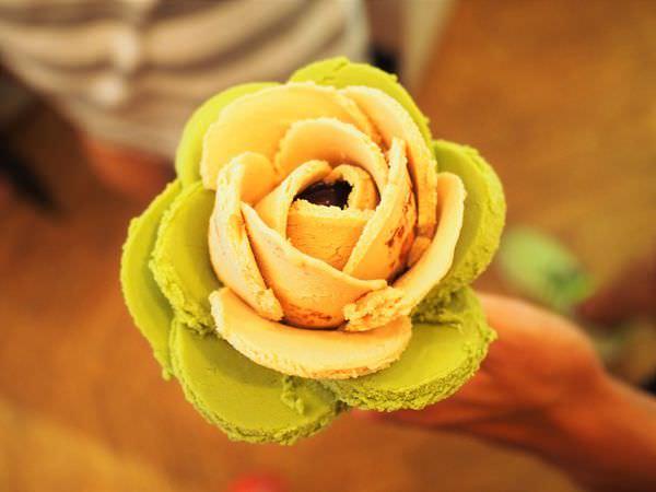 O Rose    來自法國師傅天然手作的玫瑰花瓣冰淇淋,彷如置身巴黎的浪漫/法式冰淇淋/東區下午茶甜點/台北大安區捷運忠孝敦化站(附價目表)