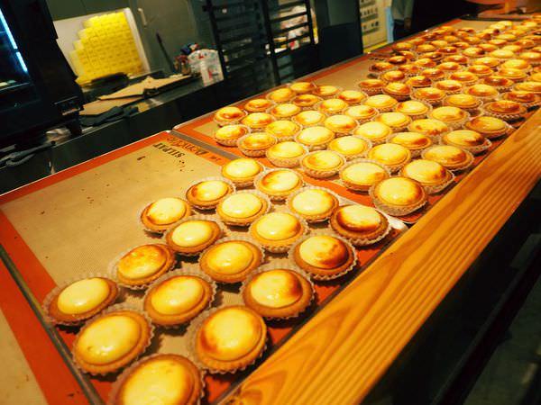 北海道秒殺起司塔Bake Cheese Tart  融化你的味蕾-台北捷運中山站必吃