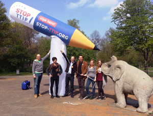 The Giant Stop TTIP Pencil